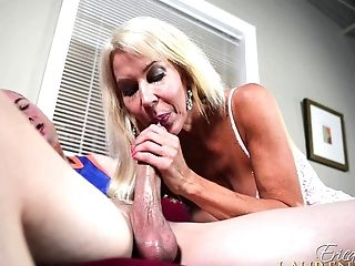 Cougar, Erica Lauren, Mature, Naughty,