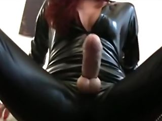 Amazing, Big Cock, Big Tits, Dildo, Fetish, Homemade, Latex, Lingerie, Masturbation, Sex Toys,