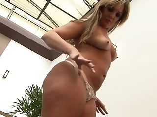 Alessandra Maia, Anal Sex, Babe, Blonde, Blowjob, Bra, Brazilian, Couple, Cowgirl, Doggystyle,