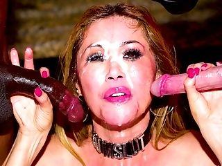 Big Tits, Blowjob, Ethnic, Fake Tits, Hardcore, Kianna Dior, MILF, Mmf, Pornstar, Threesome,