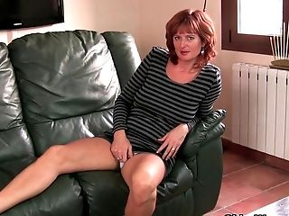 Bobcat, British, HD, Mature, MILF, Mom, Old,