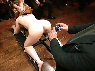 Abuse, BDSM, Brunette, Brutal, Cheyenne Jewel, Extreme, Fingering, From Behind, Hardcore, Humiliation,
