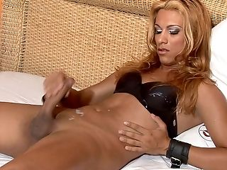 Ethnic, HD, Latina, Rough, Shemale, Solo,