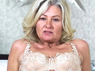 Blonde, Cougar, Cunt, Hairy, Mature, Moaning,