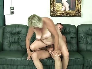 Blonde, Blowjob, Cum On Tits, Deepthroat, Dirty, Fingering, Granny, Hairy, Hardcore, MILF,