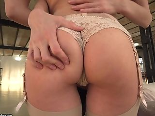 Anal Sex, Ass, Ass Licking, Ball Licking, Clamp, Cute, Dick, Doggystyle, FFM, Fingering,