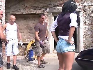 Anal Sex, Brazilian, Double Penetration, Facial, Gangbang, Interracial, Outdoor, Pornstar,