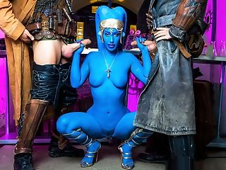 Bizarre, Blowjob, Cosplay, Doggystyle, Mmf, Parody, Reality, Teen, Threesome,