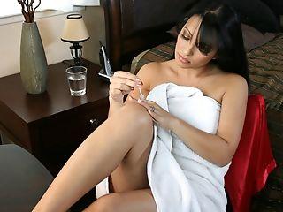 Big Tits, Brunette, Friend, Mason Storm, Pussy,