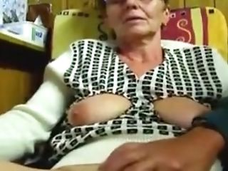 Amateur, Amazing, Granny, Webcam,