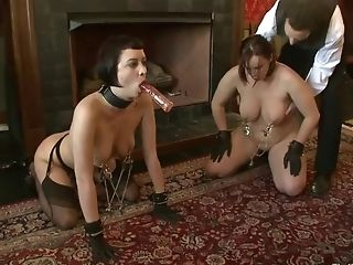 BDSM, Bella Rossi, Cherry Torn, Fetish, Group Sex, Nipples,