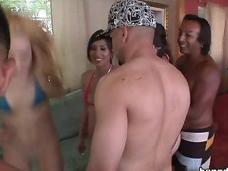 Alexis Breeze, Ally Ann, Big Ass, Blonde, Blowjob, Boobless, Brunette, Charlotte Vale, Cum Swallowing, Facial,