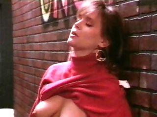 Couple, Dick, Felching, Hardcore, Jennifer Dark, Outdoor, Pornstar, Public, Street,