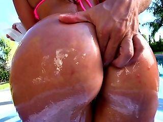 Anal Sex, Ass, Big Ass, Bikini, Blowjob, Close Up, Deepthroat, Doggystyle, Gorgeous, HD,
