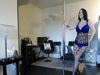 Ass, Big Tits, Bodystocking, Brunette, Dancing, Seduction,