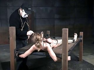Babe, BDSM, Bondage, Cute, Dungeon, Fetish, Legs, Spanking, Tattoo, Torture,