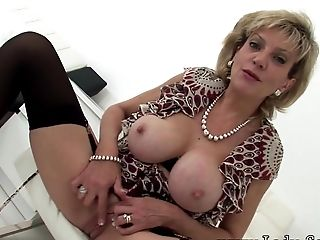 Big Tits, British, Homemade, Housewife, Masturbation, MILF, Solo, Wife,