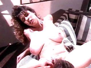 Big Tits, Christy Canyon, Couple, From Behind, Licking, Natural Tits,
