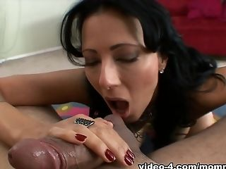 Amazing, Big Tits, Blowjob, Brunette, Condom, Cumshot, Holiday, MILF, Pornstar, Zoey Holloway,