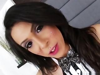Amateur, Ass To Mouth, Boobless, Cumshot, Guy Fucks Shemale, Homemade, Shemale,