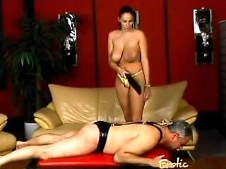 Babe, BDSM, Big Ass, Big Tits, Bondage, Brunette, Femdom, Fetish, Gianna Michaels, Hardcore,