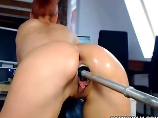 Cute, Fucking Machine, Jerking, Masturbation, Model, Sex Toys, Solo, Webcam,