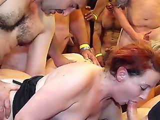 Amateur, Babe, German, Orgy, Wild,