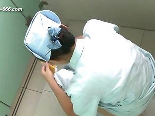 Babe, Chinese, Hidden Cam, Toilet, Voyeur,