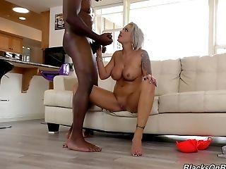 African, Ass, Big Black Cock, Big Cock, Big Tits, Blonde, Blowjob, Bobcat, Bold, Bra,